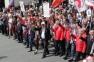 Демонстрация и митинг КПРФ в День 70-летия Великой Победы (09.05.15)