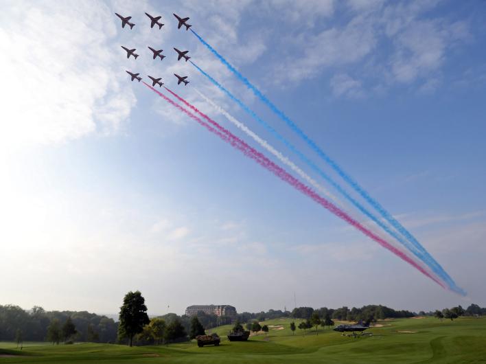 Воздушный блеф НАТО