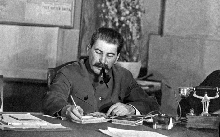 Уровень одобрения Сталина в России рекордный