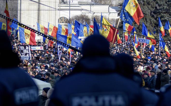 В Молдавии начались военные учения США
