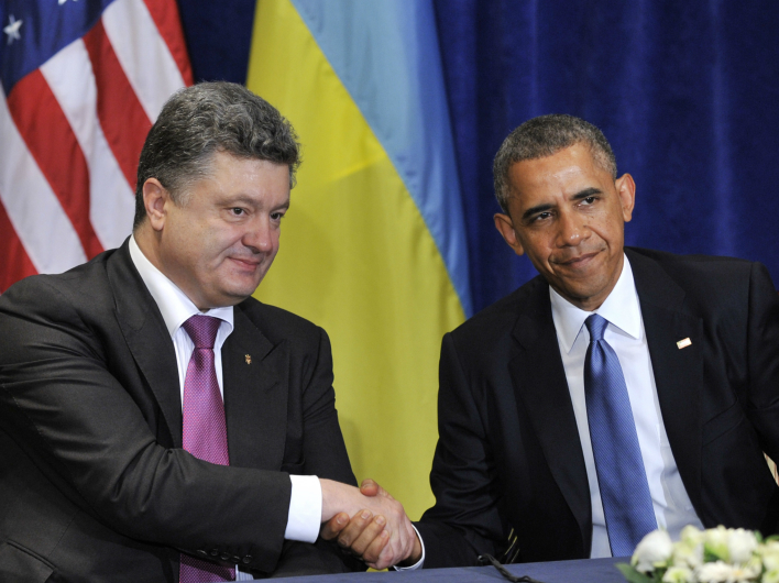 Поле боя – Украина