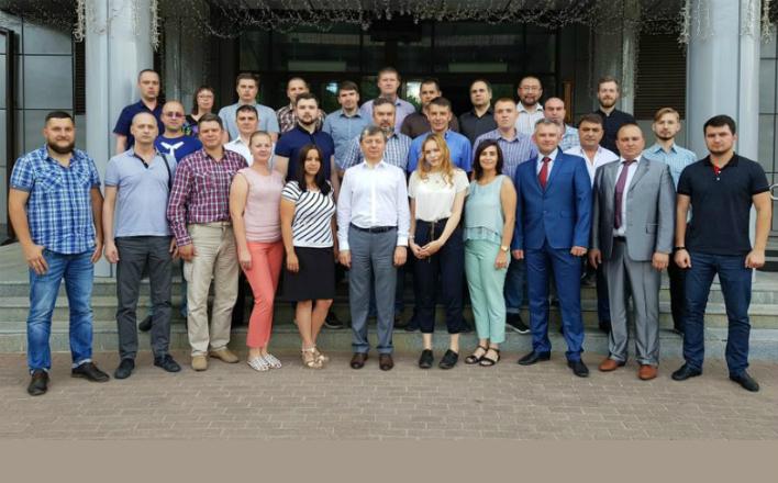 Д.Г.Новиков провел занятия в Центре политической учёбы