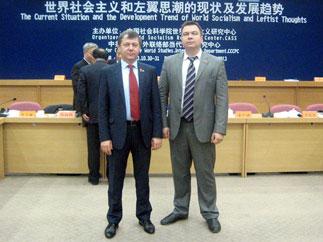 Завершилась поездка Дмитрия Новикова и Романа Кобызова в Пекин и провинцию Хунань