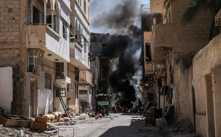 Сирия пожинает плоды «перемирия»