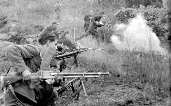78 лет назад началось вооружённое восстание против фашистских оккупантов в Югославии