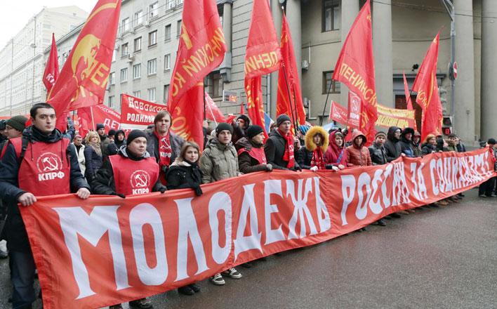 Молодёжная политика: уроки большевизма