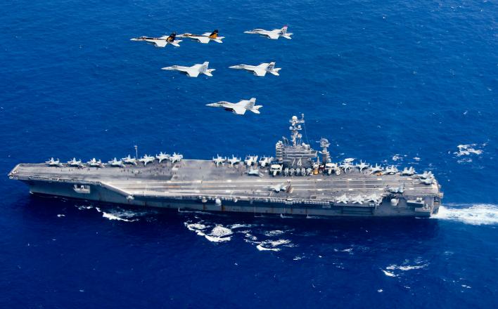 Американский адмирал заявил, что нанесет ядерный удар по КНР, если прикажут