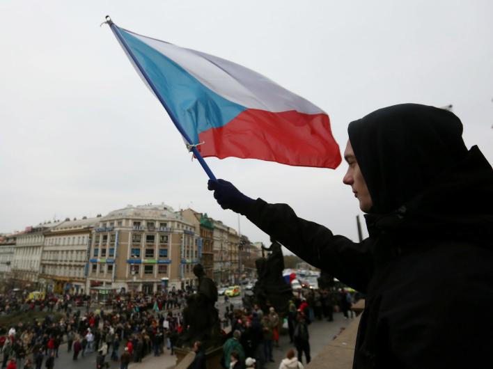 Чехия протестует против американской военщины