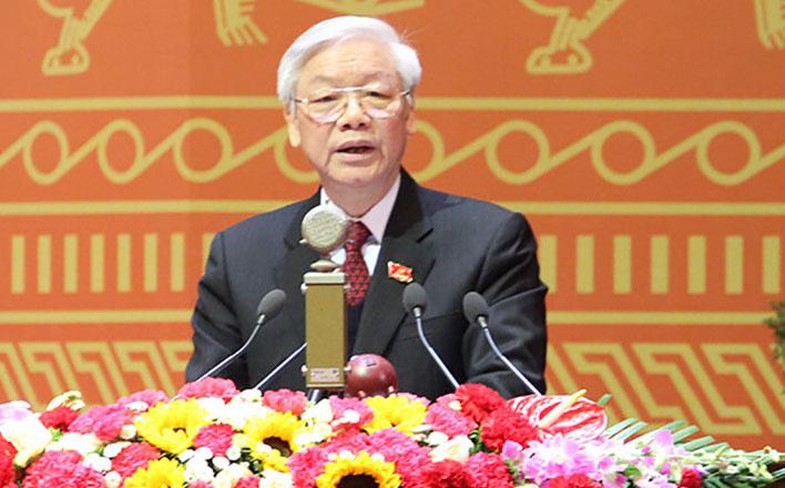 Компартия Вьетнама ставит превыше всего национальные интересы