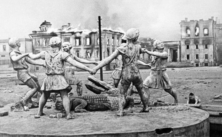 74-я годовщина победы в Сталинградской битве