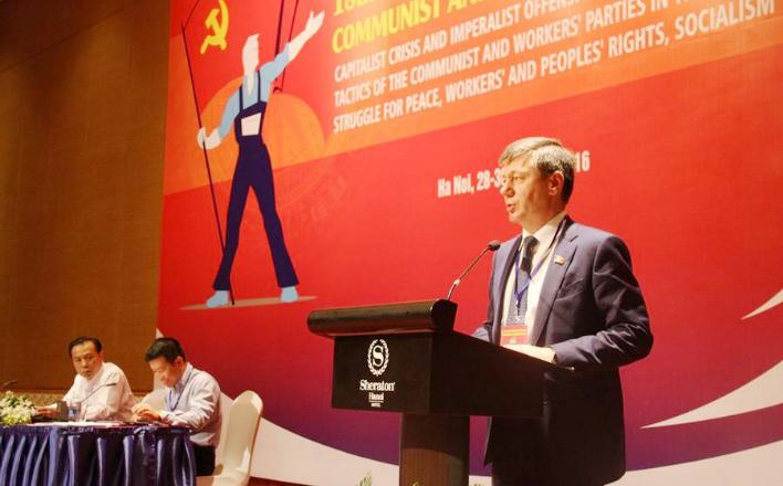 Д.Г. Новиков: «19-я Международная встреча коммунистических и рабочих партий пройдет в России»