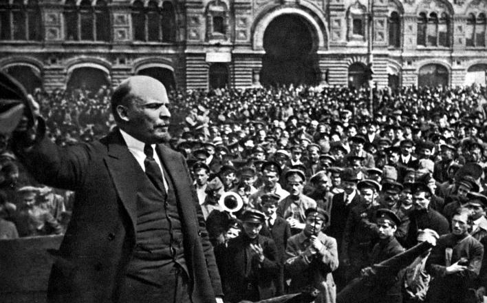 Ленин - навсегда останется в делах и сознании нашего народа. Заявление Общероссийского Штаба протестного движения