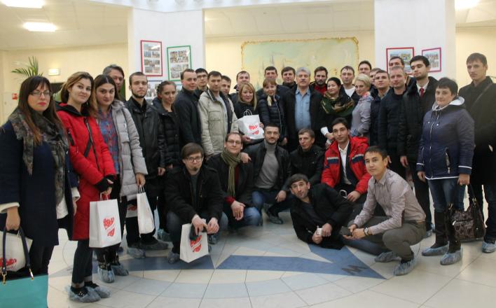В Центре политической учебы продолжается обучение молодых агитаторов и пропагандистов