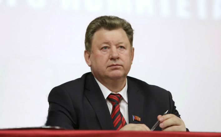 В.И.Кашин представил к принятию Государственной Думой Закон об охране почв