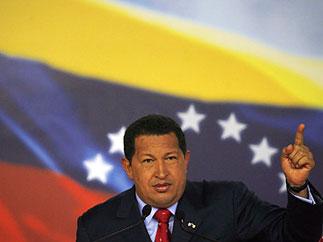 Умер Уго Чавес