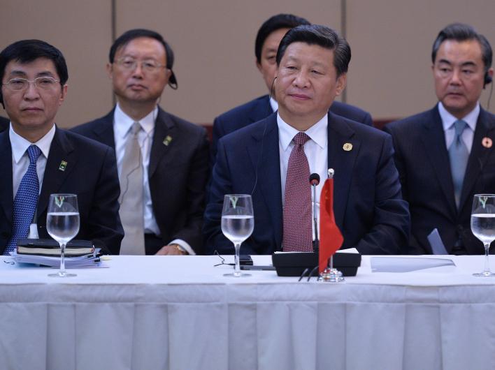 Китай поддерживает подход России к урегулированию украинского кризиса