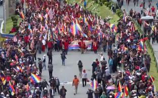 Протесты в Боливии всё больше напоминают боевые действия