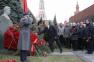 Возложение цветов и венков к могиле И.В.Сталина (21.12.19)