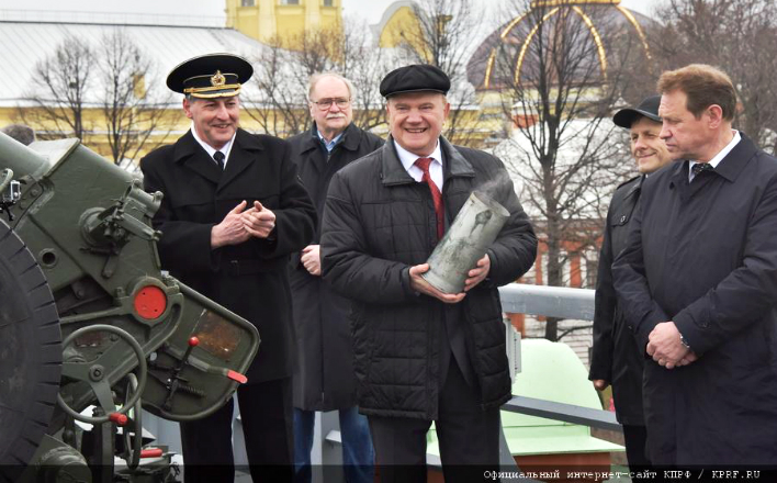 Г.А. Зюганов: Наша страна была первой державой мира!