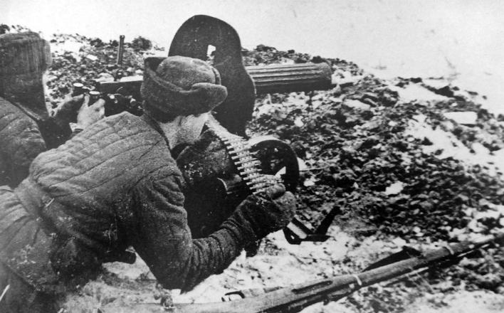 77 лет назад началось контрнаступление под Москвой