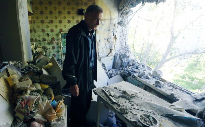 Число жертв среди жителей Донбасса в июле стало рекордным за год