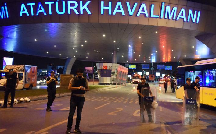 """В Стамбуле повторили """"брюссельский сценарий"""""""