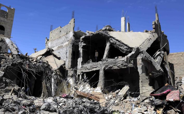 Йемен – неизвестная война