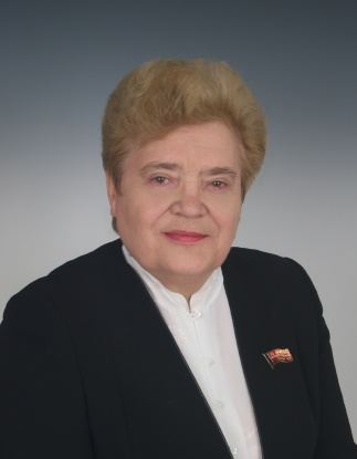 Ушла из жизни Алевтина Викторовна Апарина