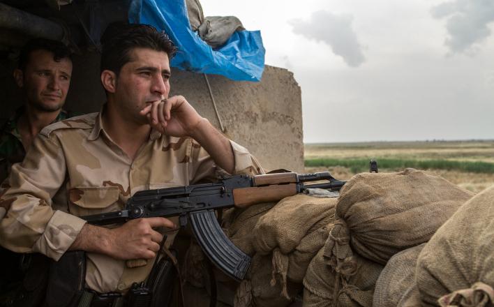 Разрастается партизанская война в турецком Курдистане