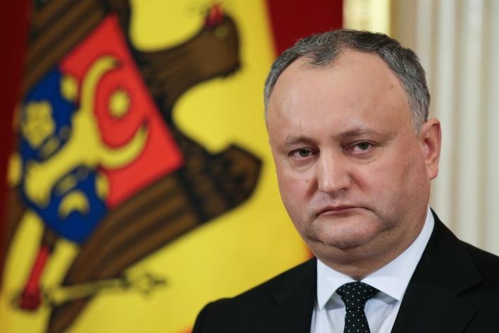 В Молдавии готовят переворот?