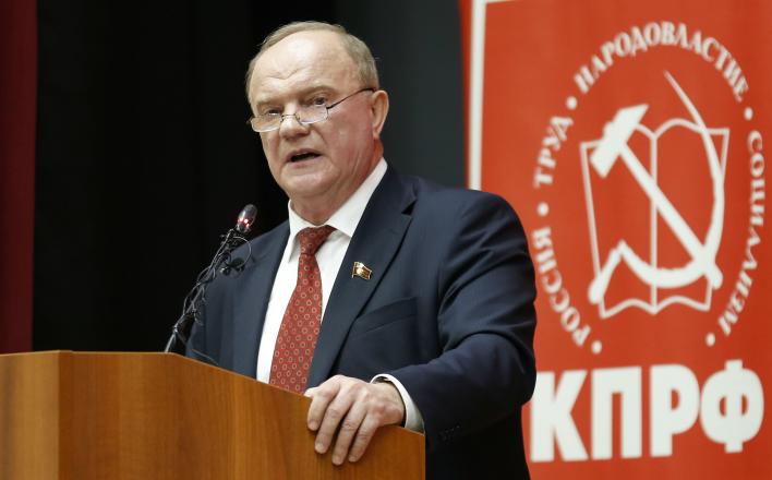 Г.А.Зюганов: Готовиться к новым сражениям