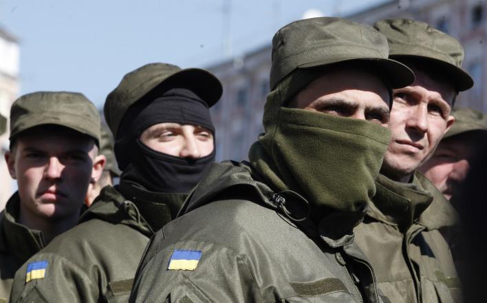 «Возвращение Широкино» оттеняет подготовку к новой войне
