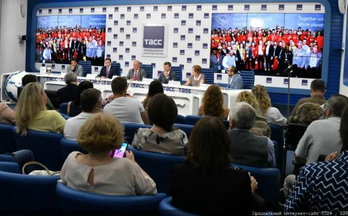 Г.А. Зюганов на пресс-конференции в ТАСС представил свою новую книгу