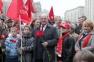 Возложение цветов к Мавзолею В.И.Ленина, 6 ноября 2013 г.