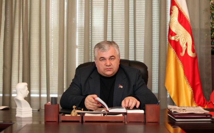 К.К. Тайсаев: Надо признать итоги референдумов в ЛНР и ДНР