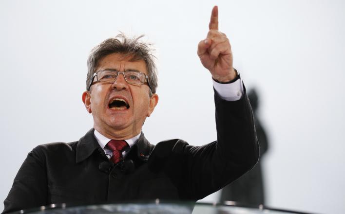 Меланшон победил на президентских дебатах во Франции