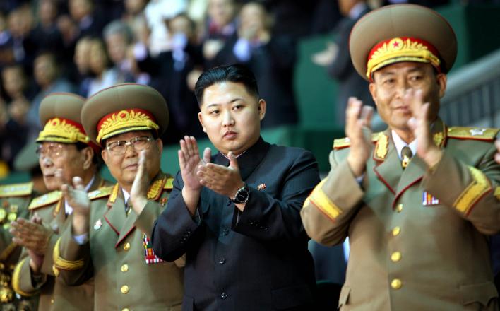 Нагнетание военной истерии в Корее выгодно США