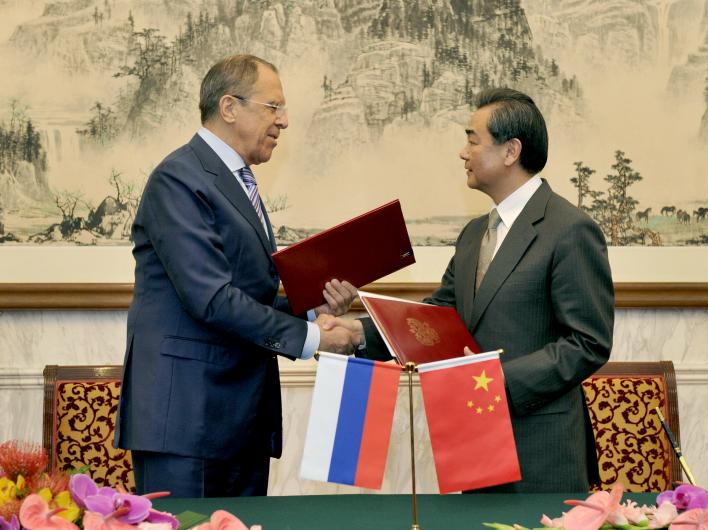 Китай готов оказать помощь российской экономике