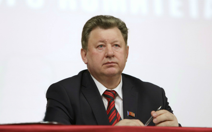 Из выступления В.И. Кашина на встрече руководства КПРФ с Председателем Правительства РФ М.В. Мишустиным