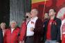 Первомайская демонстрация в Москве (01.05.19)