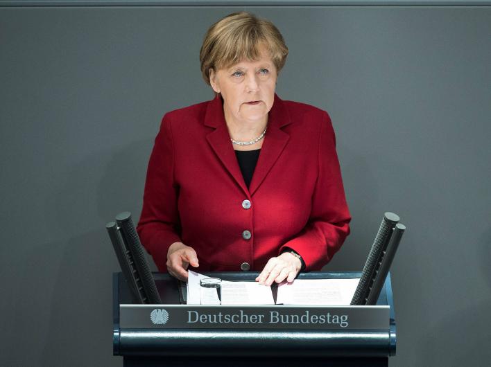 Вашингтон решает «немецкий вопрос»