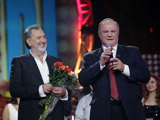 «Сябры» дали юбилейный концерт в Москве