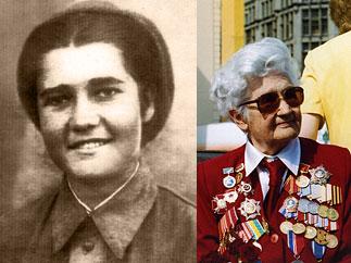 Сталинград медсестры Рохлиной