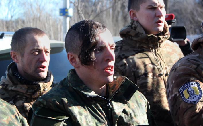 Донбасс на пороге большой войны