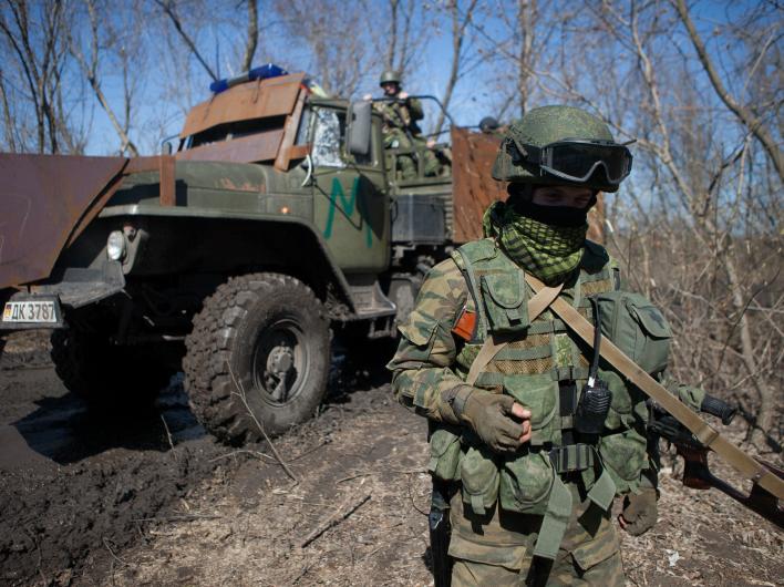 Боевые действия на Донбассе возобновились