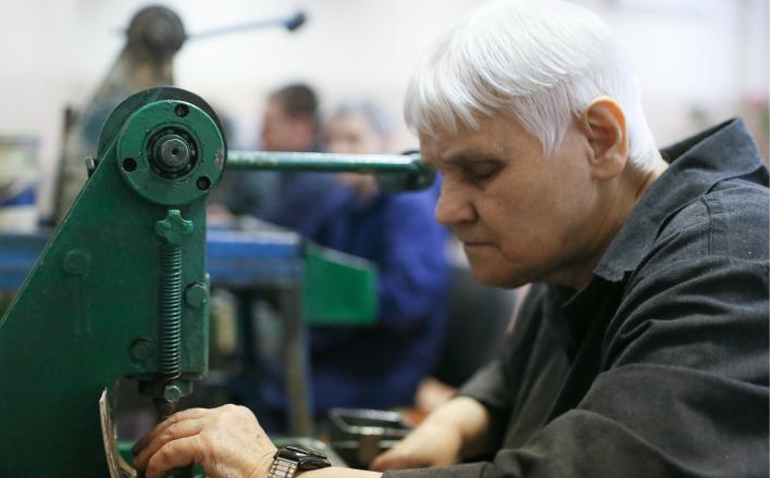 Бюджет может забрать часть денег у работающих пенсионеров