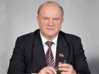 Г.А. Зюганов: «Наша главная задача - возрождение порушенного союзного Отечества». Лидер КПРФ подвел итоги весенней сессии Госдумы