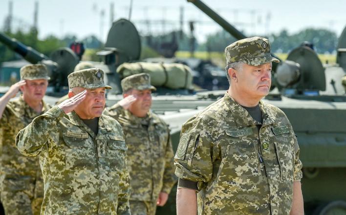 Украина ищет повод к войне