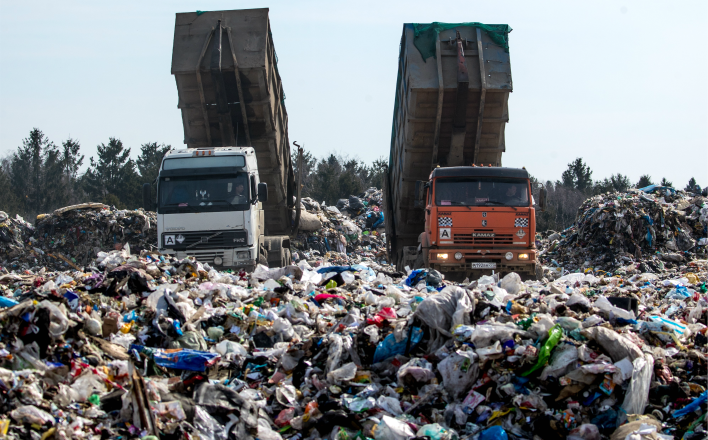 Деньги, закопанные в мусор: на что уходят средства, которые получают полигоны?