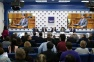 Пресс-конференция П.Н.Грудинина и Г.А.Зюганова в ИА ТАСС (16.01.18)